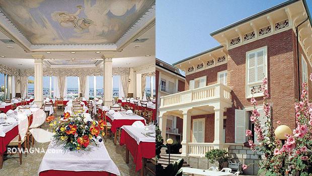hotel orizzonte villa ariosa