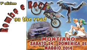 rombo e rock on the road